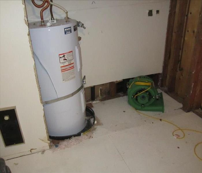 Ongoing Hot Water Heater Leak in East Gresham After