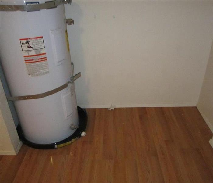 Ongoing Hot Water Heater Leak in East Gresham Before