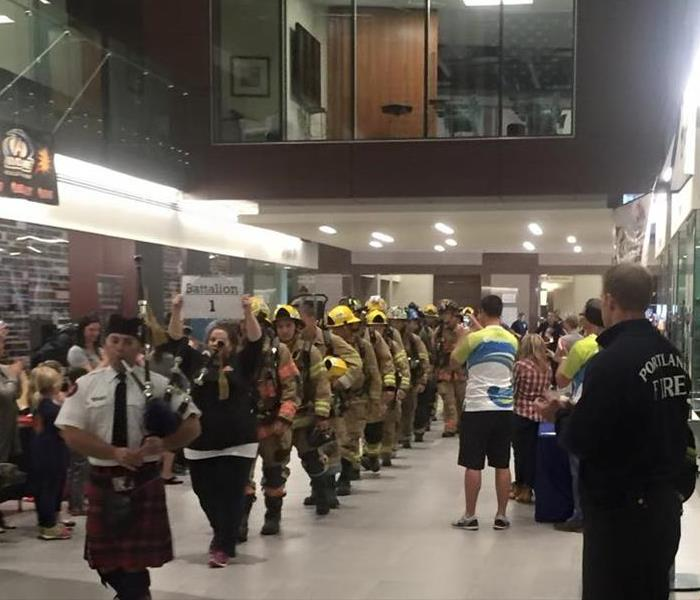 Portland Fire Fighters Stairclimb Challenge