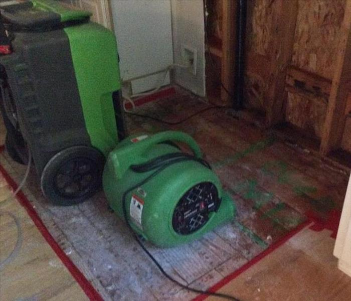 SERVPRO of Gresham Has Your Back When Water Damage Strikes!
