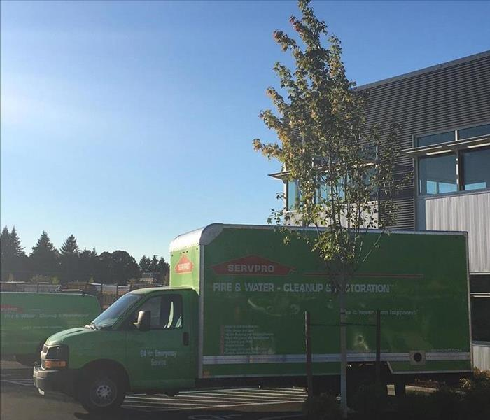 SERVPRO of Gresham is Ready to Serve Your Restoration Needs