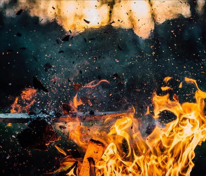 Fire Damage The Behavior of Smoke and How It Affects Your Troutdale Property