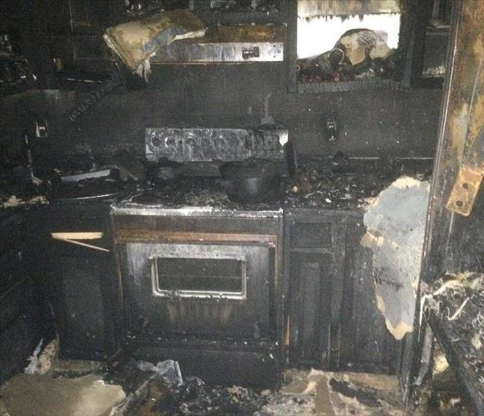 Fire Damage Fire Damage Restoration in Your Fairview Home