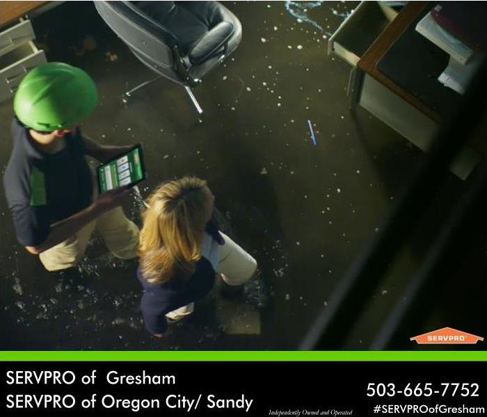 Submit a Claim | SERVPRO of Gresham and SERVPRO of Oregon