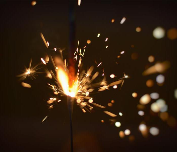 Fire Damage Firework Damage at Your Gresham, Troutdale or Fairview Home or Business?